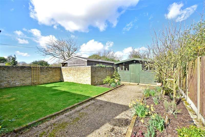 2 Bedrooms Semi Detached House for sale in Island Road, Hersden, Canterbury, Kent