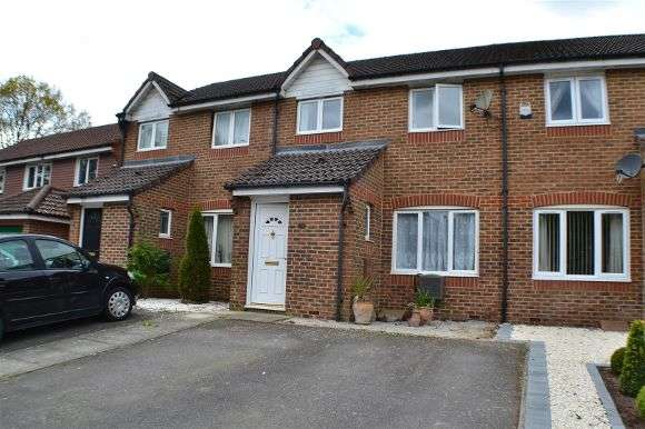 3 Bedrooms Terraced House for sale in Turbary Gardens, Tadley