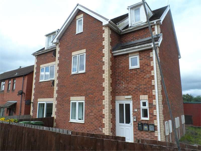 1 Bedroom Flat for sale in Commercial Street Aberbargoed, Aberbargoed, BARGOED, CF81