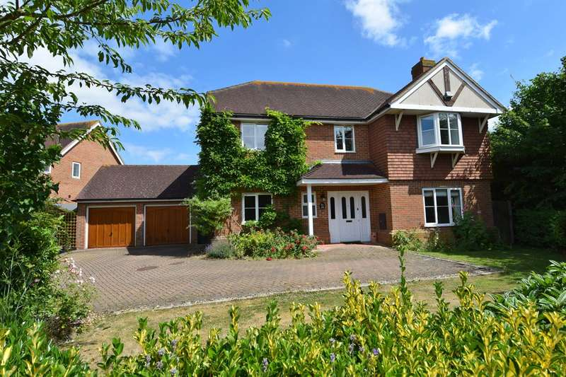 5 Bedrooms Detached House for sale in Mallard Close, Herne Bay