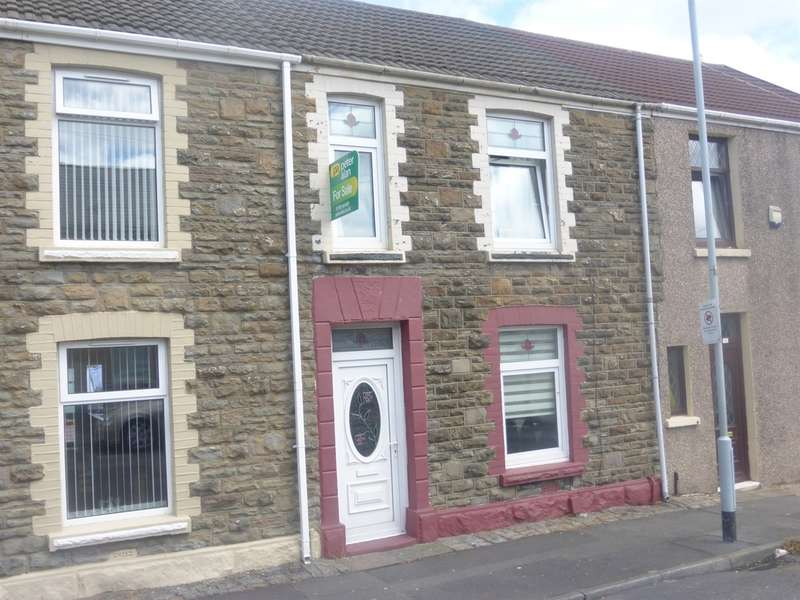 2 Bedrooms Terraced House for sale in Saddler Street, Landore, Swansea