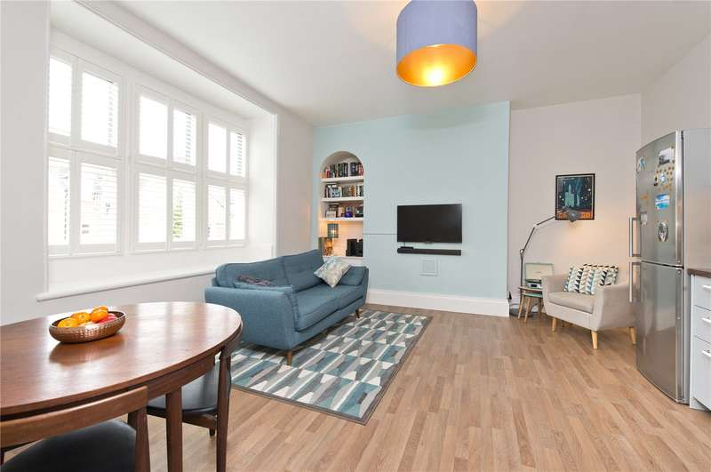 1 Bedroom Apartment Flat for sale in Arran House, 65 Crystal Palace Park Road, London