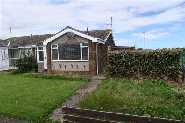 2 Bedrooms Bungalow for sale in Salisbury Way, Fellgate, Jarrow
