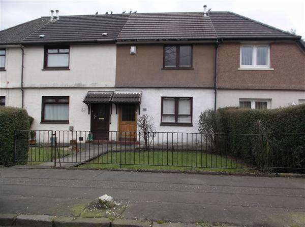 2 Bedrooms Terraced House for sale in Fullarton Avenue, Glasgow