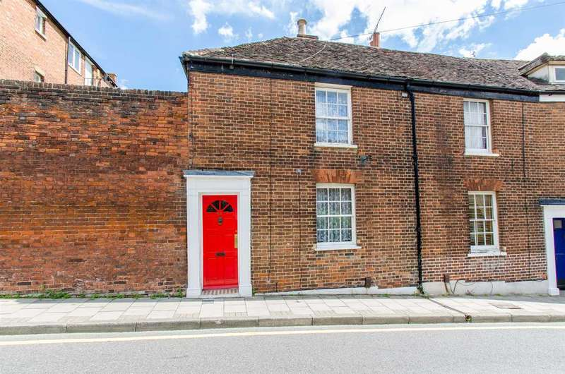 3 Bedrooms End Of Terrace House for sale in High Street, Milton Regis, SITTINGBOURNE