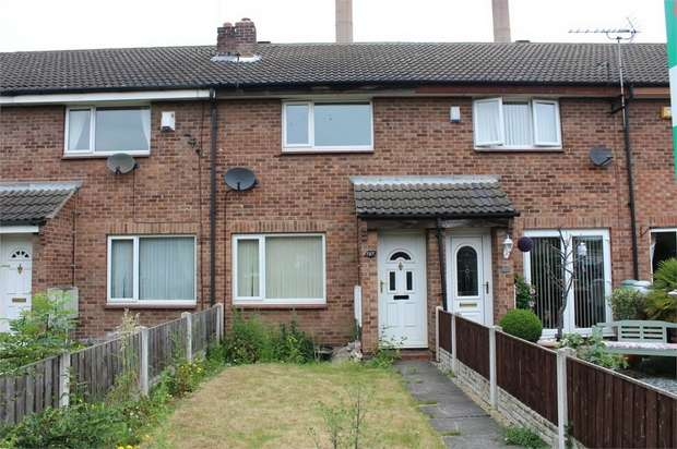 2 Bedrooms Terraced House for sale in Pollards Fields, Knottingley, West Yorkshire
