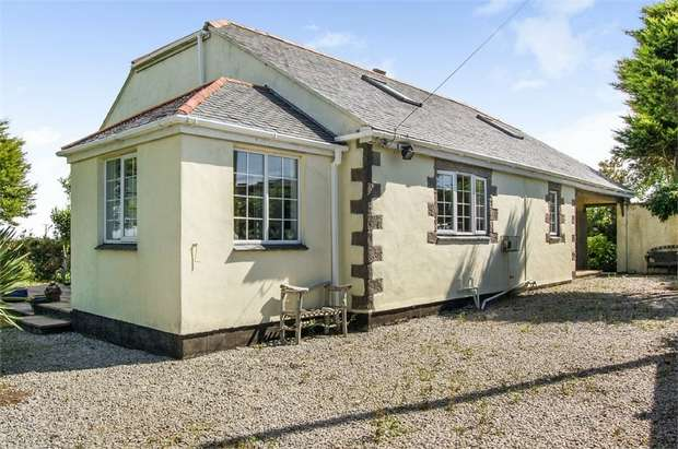 6 Bedrooms Detached House for sale in Stithians, Truro, Cornwall