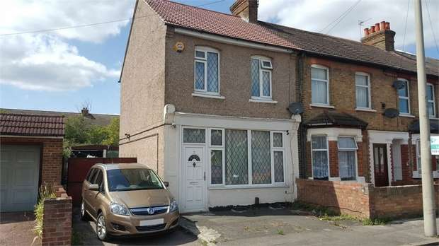 3 Bedrooms End Of Terrace House for sale in Cromwell Road, Hayes, Greater London