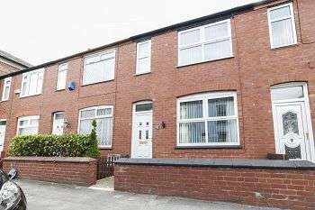 2 Bedrooms Terraced House for sale in Wellington Street, Failsworth, M35