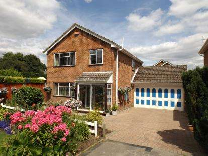 4 Bedrooms Detached House for sale in Marchwood, Southampton, Hampshire