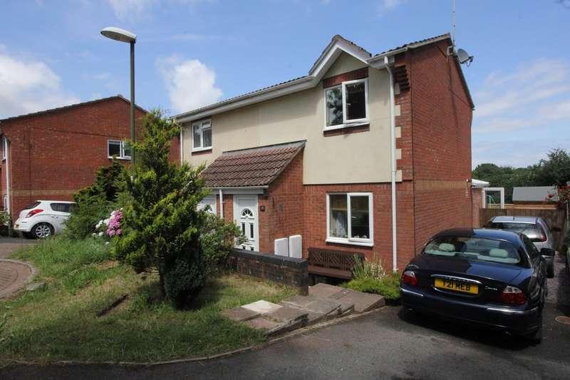 2 Bedrooms Semi Detached House for sale in Tudor Close, Paignton
