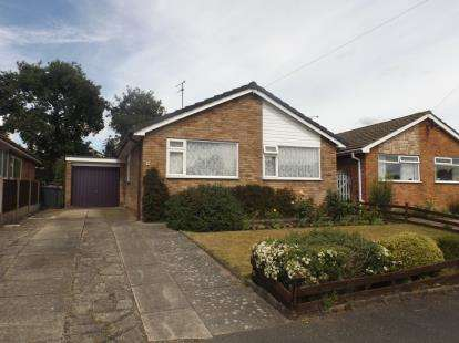 3 Bedrooms Bungalow for sale in Brookland Drive, Sandbach, Cheshire