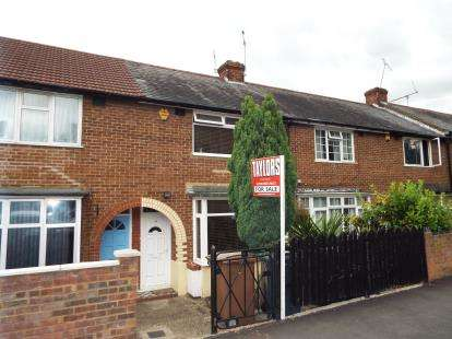 2 Bedrooms Terraced House for sale in Pomfret Avenue, Luton, Bedfordshire
