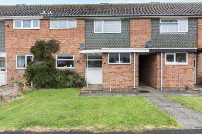 3 Bedrooms Terraced House for sale in Kimberley Walk, Cheltenham, Gloucestershire, Cheltenham