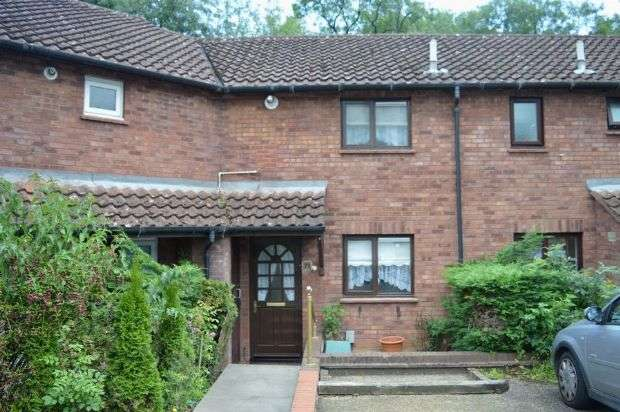 2 Bedrooms Terraced House for sale in Flintcomb Rise, Woodfields, Northampton NN3 8QU