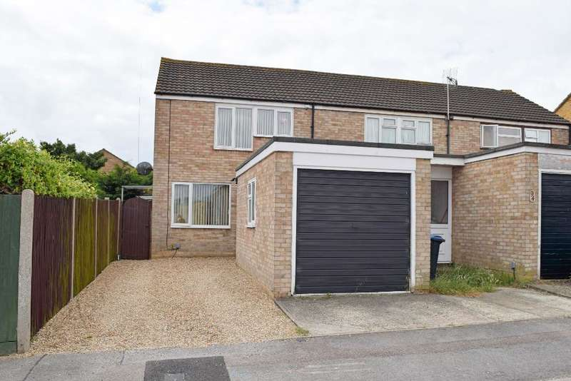 3 Bedrooms End Of Terrace House for sale in Peacocks, Harlow, Essex, CM19 5NZ
