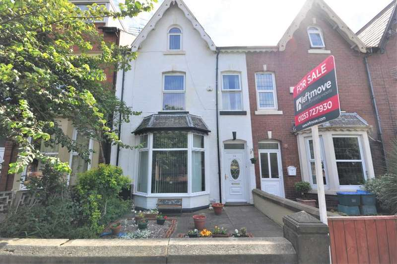 5 Bedrooms Terraced House for sale in Church Road, St Annes, Lytham St Annes, Lancashire, FY8 3NE