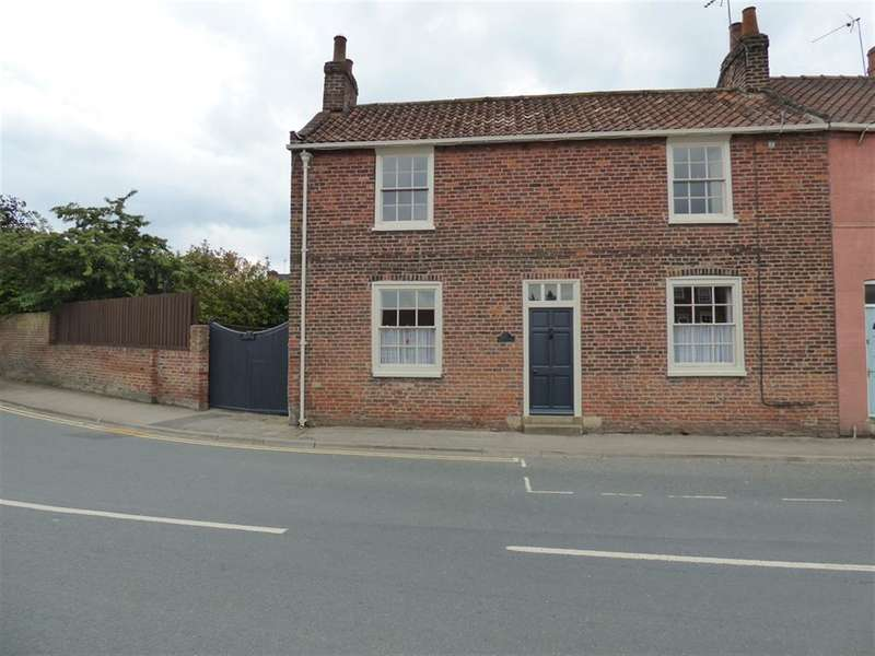 3 Bedrooms End Of Terrace House for sale in Beckside, Beverley, HU17 0PD