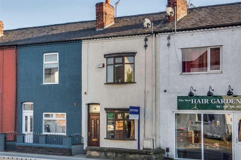 2 Bedrooms Terraced House for sale in Leigh Road, Worsley, Manchester, M28 1HP