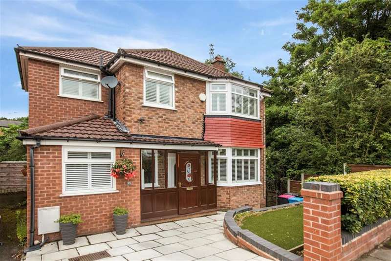3 Bedrooms Detached House for sale in Sapling Road, Swinton, Manchester, M27 0BY
