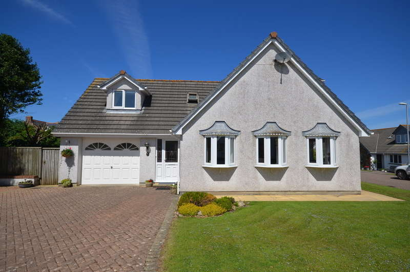 4 Bedrooms Detached House for sale in Goonown, St. Agnes, Cornwall
