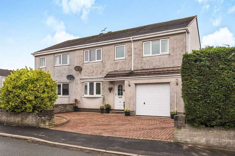 5 Bedrooms Semi Detached House for sale in Chatsworth Drive, Whitehaven, CA28
