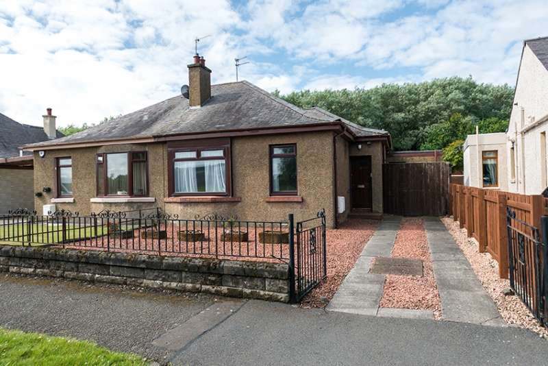 3 Bedrooms Semi Detached Bungalow for sale in Craigentinny Avenue North, Edinburgh, EH6 7LJ