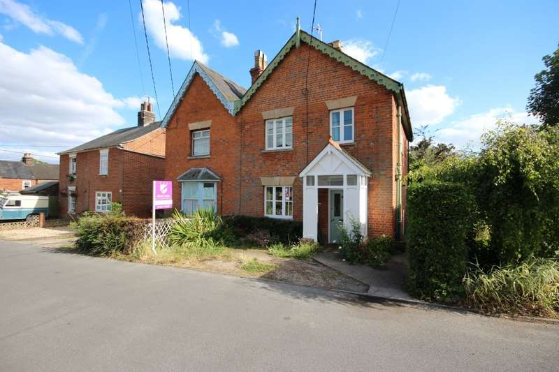 3 Bedrooms Semi Detached House for sale in Naldertown, Wantage, OX12