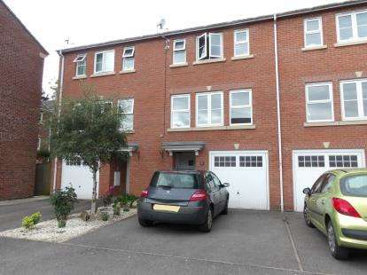 4 Bedrooms Town House for sale in Great Oak Square, Mobberley, Knutsford, Cheshire