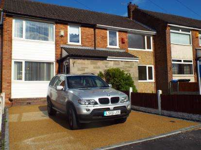 3 Bedrooms Terraced House for sale in Kingston Close, Runcorn, Cheshire, WA7
