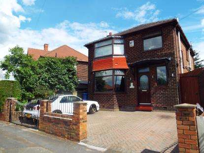 3 Bedrooms Detached House for sale in Runnymede, Woolston, Warrington, Cheshire, WA1