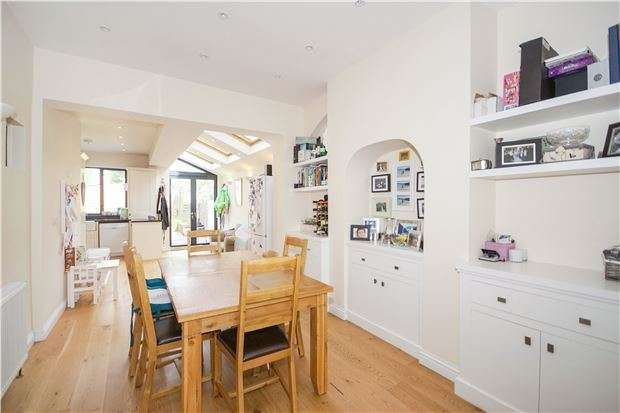 5 Bedrooms Terraced House for sale in Sommerville Road, St Andrews, Bristol, BS6 5BX