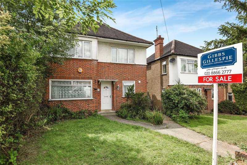 2 Bedrooms Maisonette Flat for sale in Harlyn Drive, Pinner, Middlesex, HA5