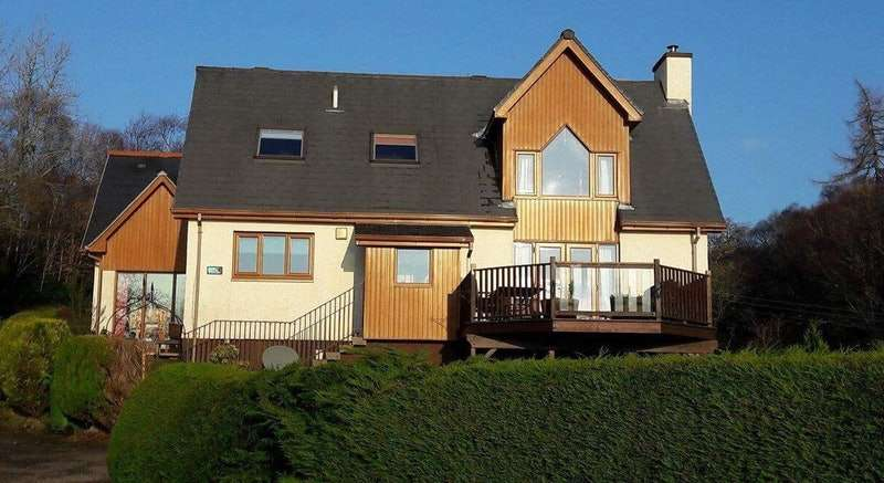 4 Bedrooms Detached House for sale in Salen, Acharacle, Argyllshire, PH36