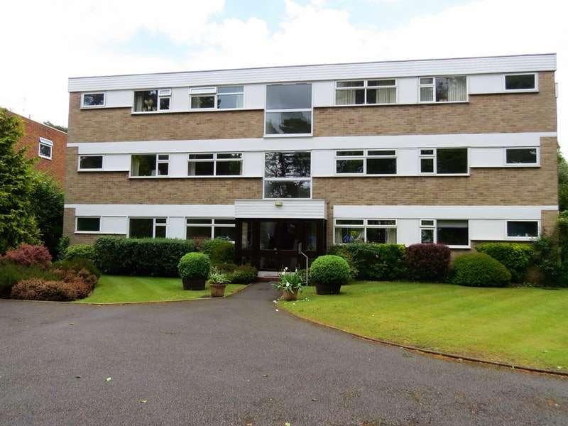 2 Bedrooms Flat for sale in Bridgewater Road, Weybridge, Surrey, KT13
