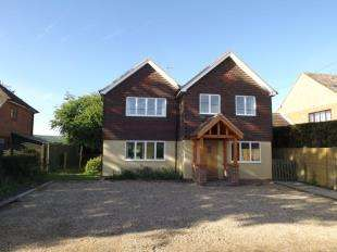 4 Bedrooms Detached House for sale in New Hall Lane, Small Dole, Henfield, West Sussex