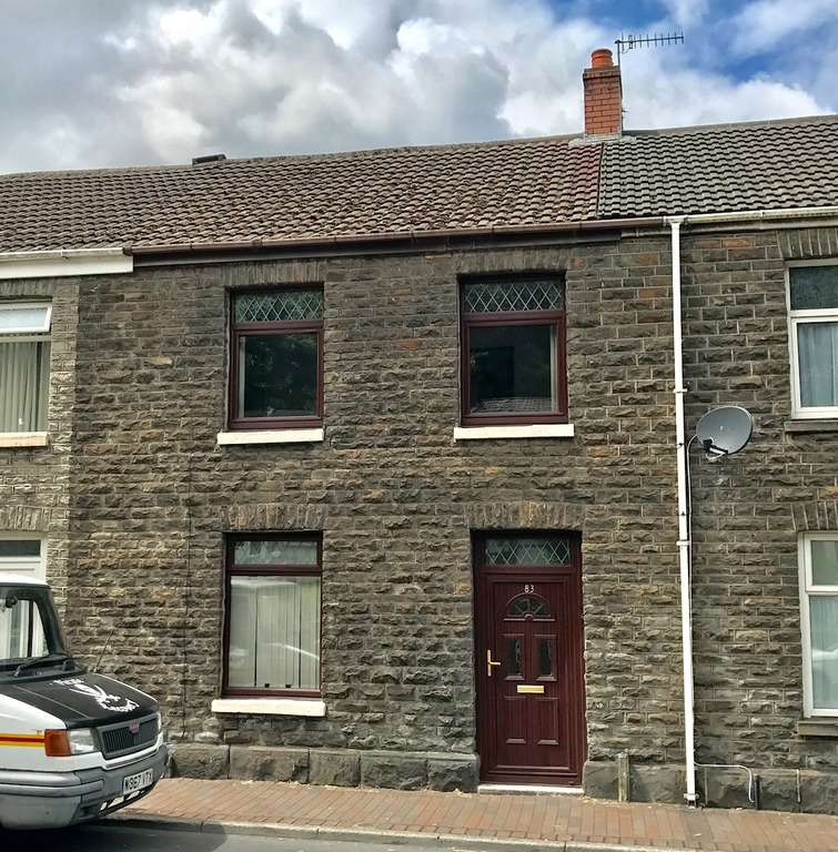 2 Bedrooms Terraced House for sale in Neath Road, Briton Ferry, Neath