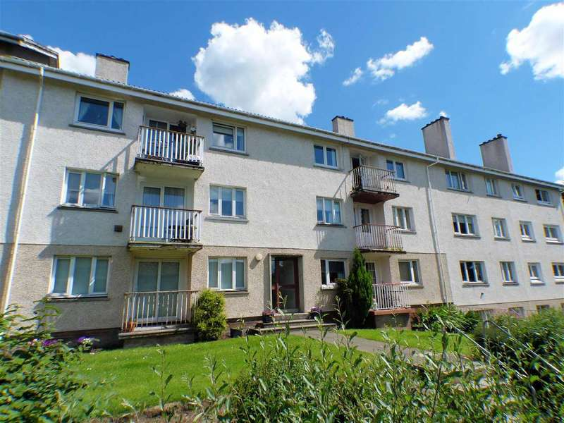2 Bedrooms Apartment Flat for sale in Geddes Hill, Calderwood, EAST KILBRIDE