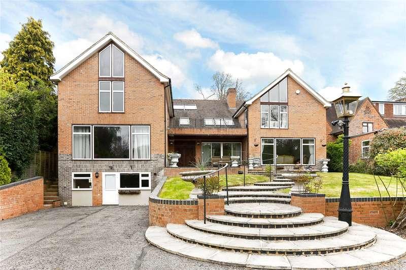 5 Bedrooms Detached House for sale in Long Bottom Lane, Seer Green, Jordans, Buckinghamshire, HP9