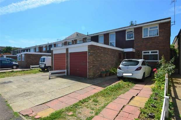 3 Bedrooms End Of Terrace House for sale in Brookfield Lane, Cheshunt, Waltham Cross, Hertfordshire