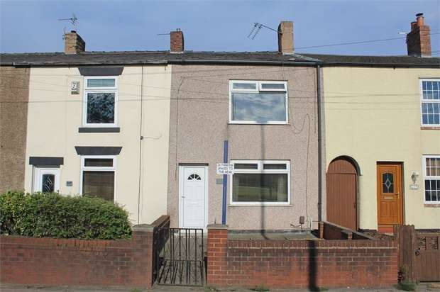 2 Bedrooms Terraced House for sale in Leigh Road, Hindley Green, Wigan, Lancashire