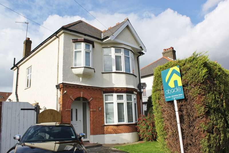3 Bedrooms Detached House for sale in Grenville Gardens, Woodford Green