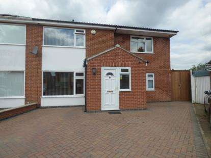 House for sale in Stour Close, Oadby, Leicester, Leicestershire