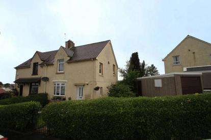 3 Bedrooms Semi Detached House for sale in McKenna Drive, Airdrie, North Lanarkshire