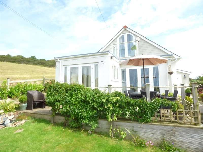 2 Bedrooms Detached Bungalow for sale in Reen Hill, Bolingey