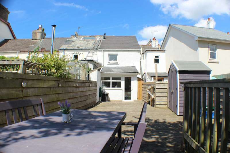 2 Bedrooms Cottage House for sale in Meddon Street, Bideford