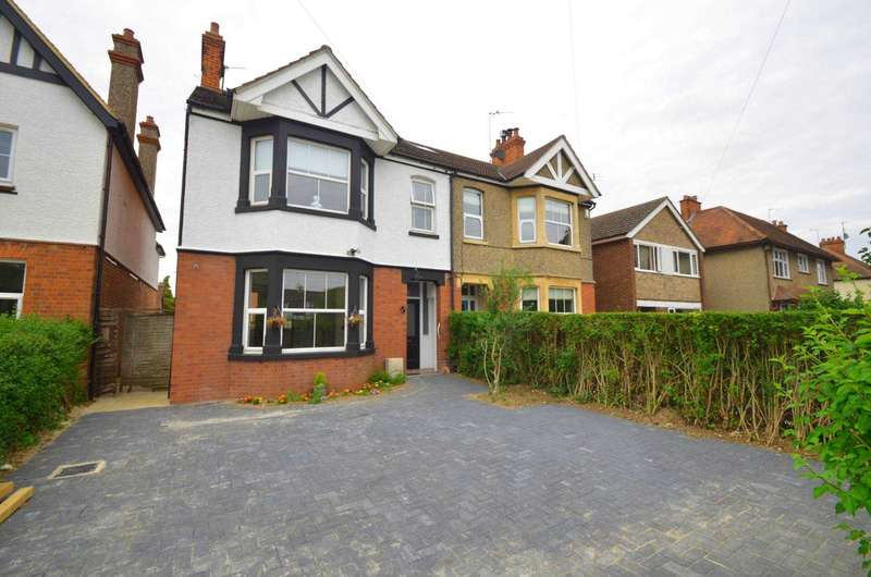 4 Bedrooms Semi Detached House for sale in Newport Pagnell