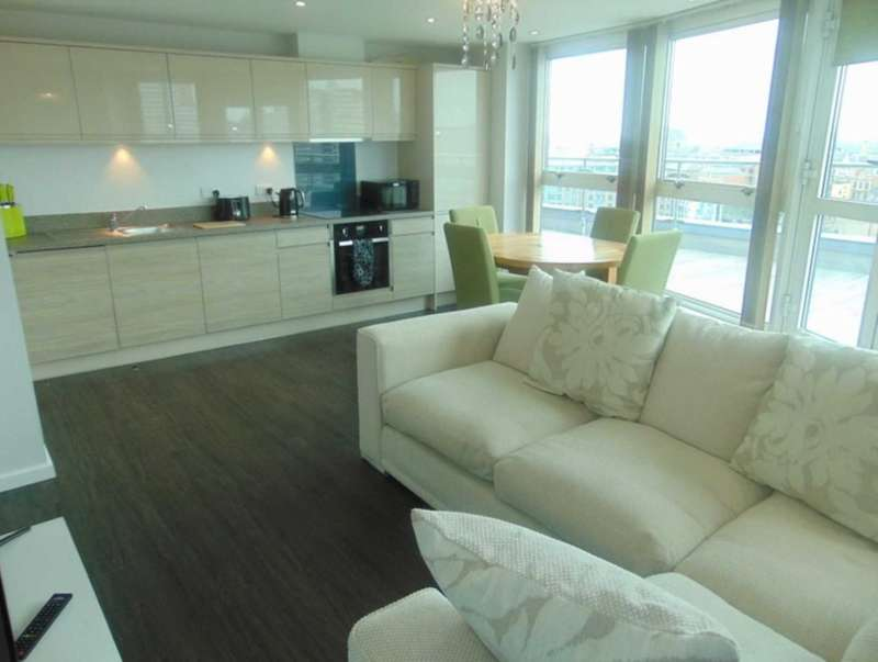 2 Bedrooms Penthouse Flat for rent in Penthouse Apartment - Marco Island, Huntingdon Street