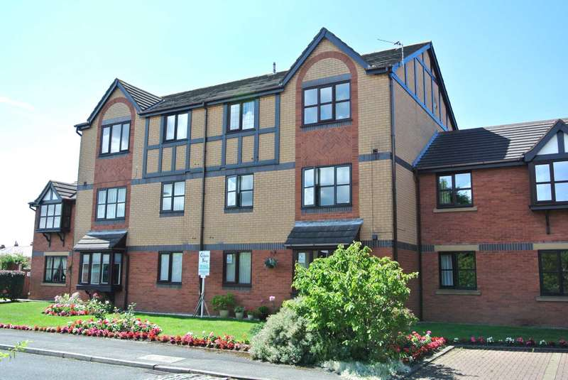 1 Bedroom Flat for sale in Thornhill Close, Blackpool, FY4 5BR