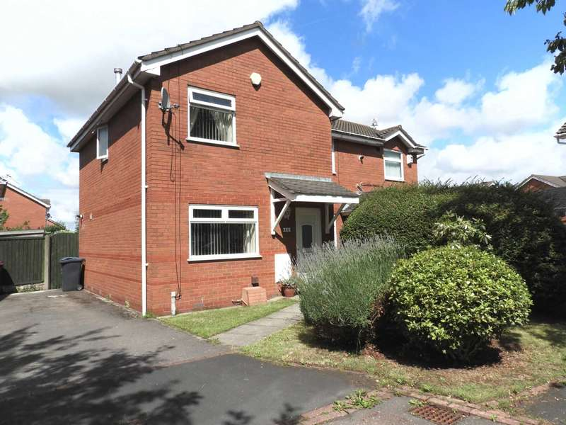 3 Bedrooms Semi Detached House for sale in Badby Wood, Northwood
